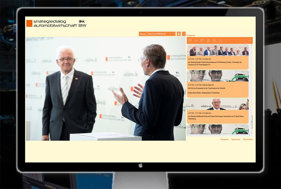 Event Agentur - On Stream Zuverlässige Streaming Plattform