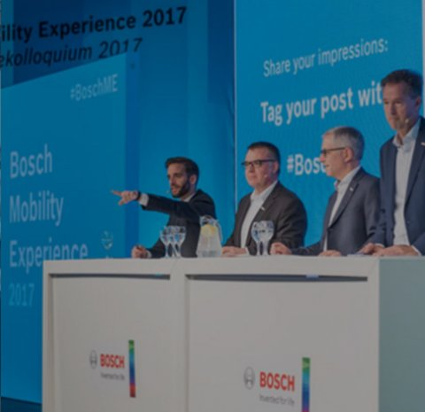 Bosch Mobility Experience