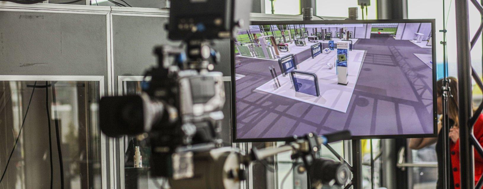 Event Agentur - Streaming für digitale Messen in Full-HD