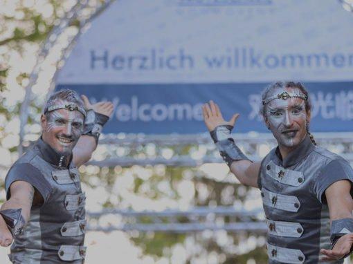 Trützschler Grand Opening Eröffnung des neuen Kunden- & Technologiezentrums