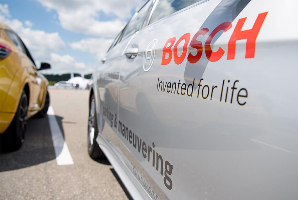 Event Agentur - Referenzen Bosch Einführung