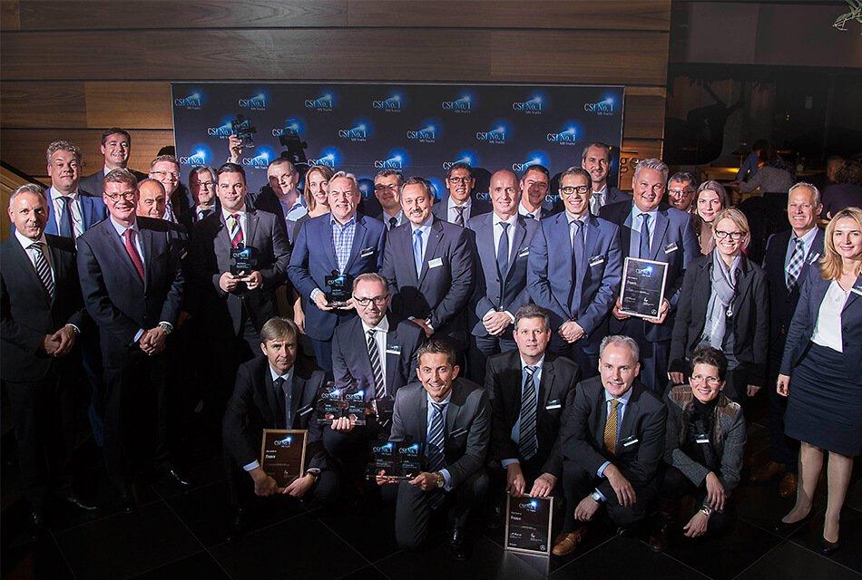 Event Agentur - Referenzen CSI Award Resultat