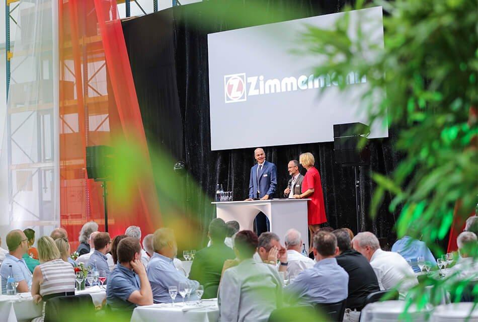 Event Agentur - Referenzen Otto Zimmermann Herausforderung