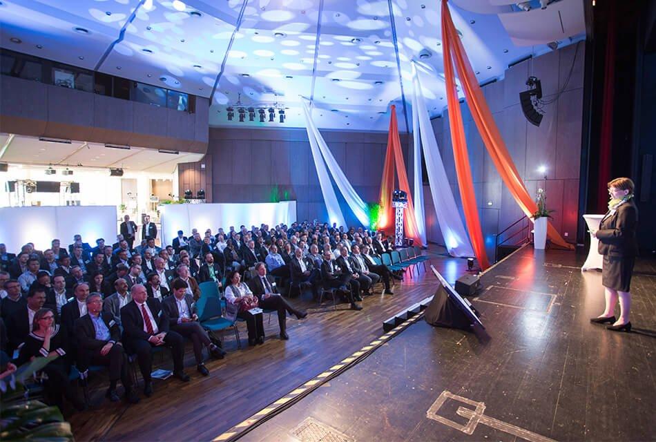 Event Agentur - Referenzen Siemens Herausforderung