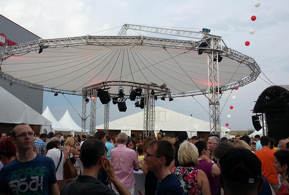 Event Agentur - Referenzen Fest Witt Logistik Resultat
