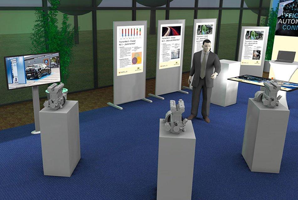 Event Agentur - virtuelle Messen