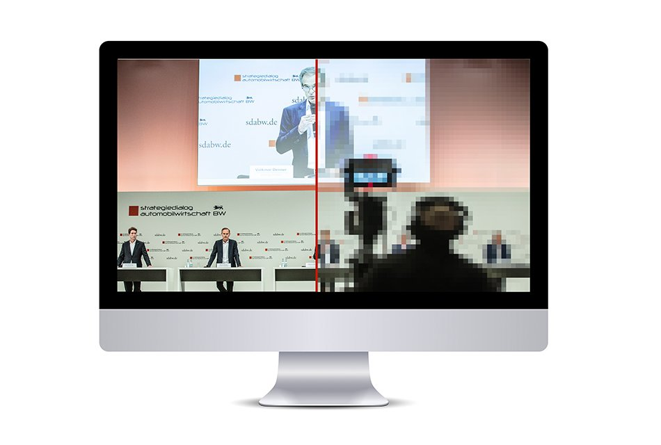 Event Agentur - Streaming Event - Qualität die heraussticht